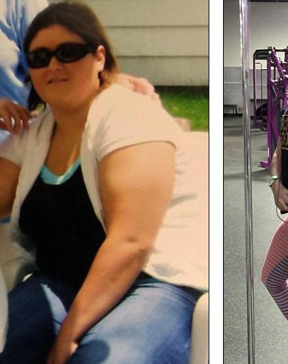 A slabit 50 de kilograme fara sa renunte la pizza si dulciuri. Cum arata acum si care este secretul ei