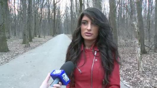 La 28 de ani, Gabriela, o tanara din Romania, a decis sa isi puna implanturi fesiere. Cum arata cand se intoarce cu spatele