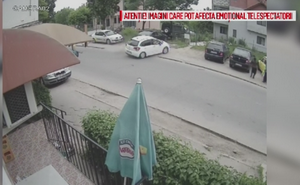 Accident teribil in Craiova. Trei oameni au fost spulberati. Cine se afla la volan