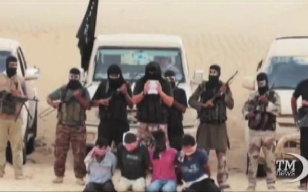 Inregistarea socanta publicata de Statul Islamic. Ce tara au amenintat
