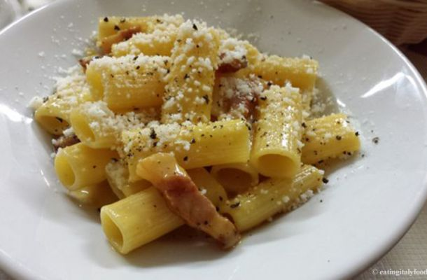 5 restaurante din Roma in care mananci cele mai bune paste Carbonara