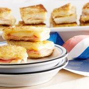Mini croque monsieur