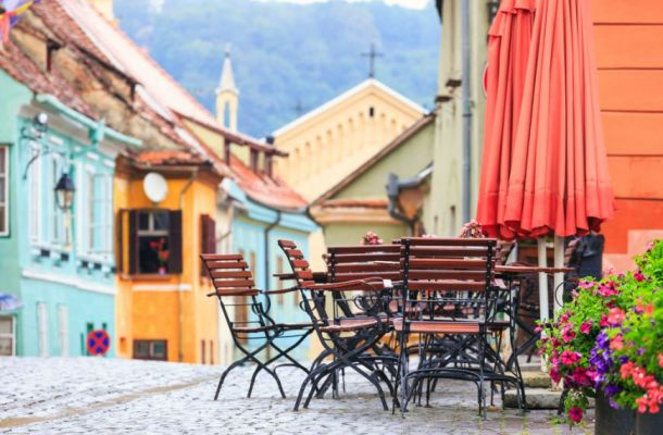 5 locuri in care sa mananci in Sighisoara