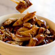 Penne Teriyaki Chicken