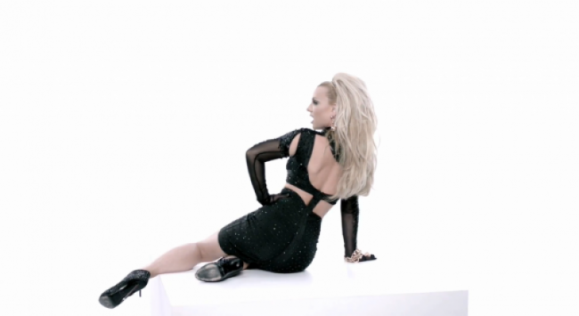 Britney spears special videoclip 2