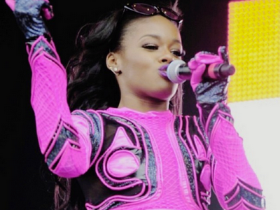 Azealia Banks a lansat piesa  Heavy Metal And Reflective  - AUDIO