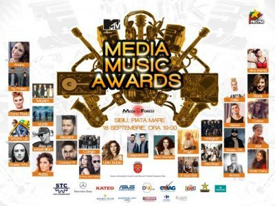 Lista castigatorilor Media Music Awards 2014