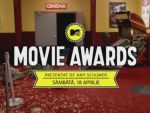 Pe 18 aprilie, MTV Romania prezinta MTV Movie Awards