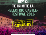 MTV prezinta: Electric Summer si te trimite la Electric Castle Festival!