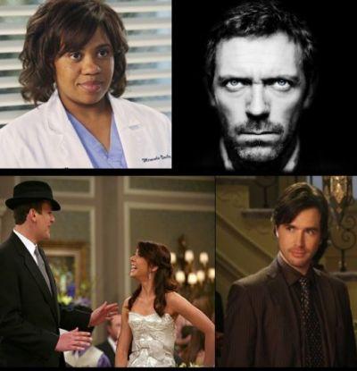 Vezi 10 dintre cele mai norocoase personaje din serialele tale favorite!