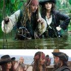 """Penelope Cruz s-a usurat in mare la filmarile pentru """"Piratii din Caraibe"""""""