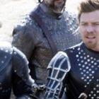Primele imagini cu Ewan McGregor si Eddie Marsan in filmul  Jack the Giant Killer