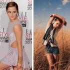 Actrita Emma Watson e cea mai bine imbracata vedeta din lume!