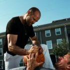 VIDEO Cel mai bun actor de actiune al momentului! Jason Statham si metodele prin care-si doboara inamicii!