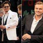 Johnny Depp si Leonardo DiCaprio, cei mai influenti actori din lume!