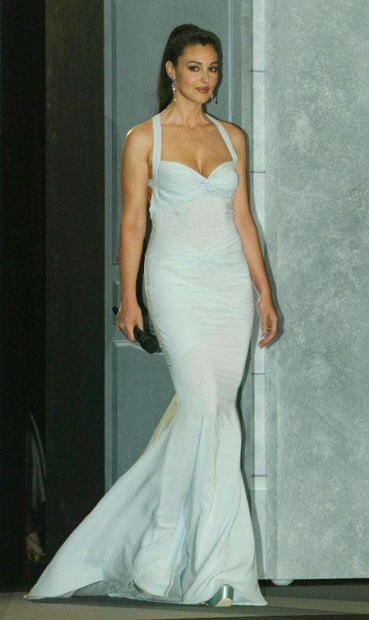 Свадебное платье моника белуччи