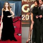 Cine le are mai frumoase: Angelina Jolie sau Monica Barladeanu? Vezi imagini in exclusivitate din urmatorul film al actritei romance