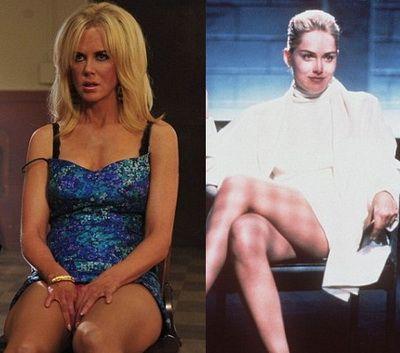 Nicole Kidman reface cea mai faimoasa scena a lui Sharon Stone intr-un thriller sexual exploziv: The Paperboy