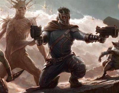 Guardians Of The Galaxy, urmatorul mega proiect al studiourilor Marvel dupa The Avengers, se va lansa in 2014. Vezi primele imagini