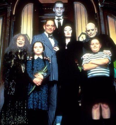 Personajes Familia Addams. Perfect Personajes Familia Addams With ...