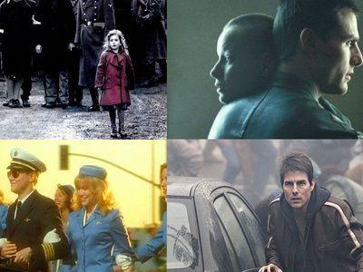 10 imagini impresionante din filmele lui Steven Spielberg: cum a fost realizata celebra scena a fetitei cu paltonul rosu din Lista lui Schindler