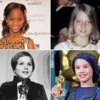 Actori-copii de Oscar: Quvenzhan eacute; Wallis, la 9 ani poate fi cea mai tanara castigatoare. Cele mai mici nominalizate la Oscar si blestemele lor