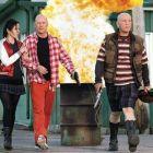 Red 2, prima imagine: uite cum arata Bruce Willis si John Malkovich in continuarea succesului din 2010