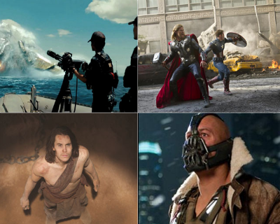 2012, anul recordurilor la Hollywood: cel mai profitabil an in box office, care au fost cele mai mari esecuri, cele mai mari incasari, cel mai bun film non american