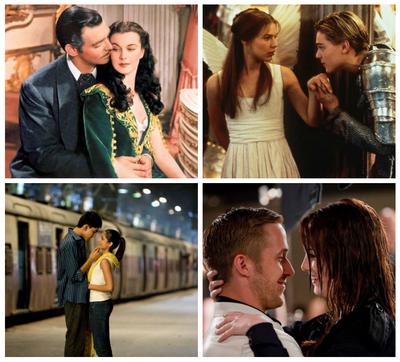 50 de filme romantice: cele mai frumoase povesti de iubire pe care trebuie sa le vezi