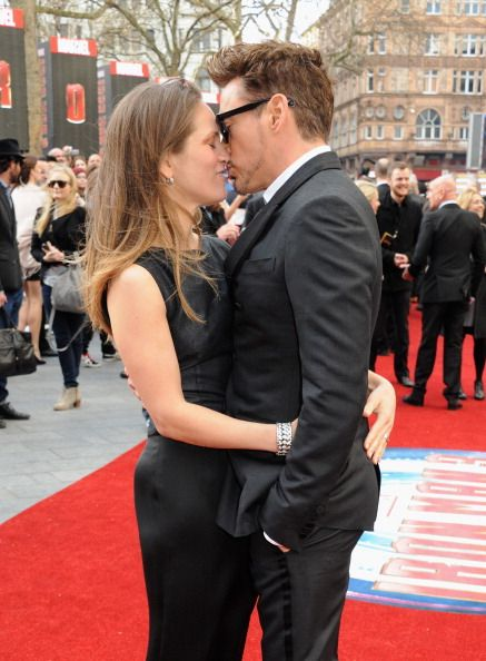 Robert Downey Jr: actorul a aratat cat de indragostit este ...
