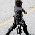 Primele imagini cu actorul roman Sebastian Stan din Captain America 2: cum arata The Winter Soldier