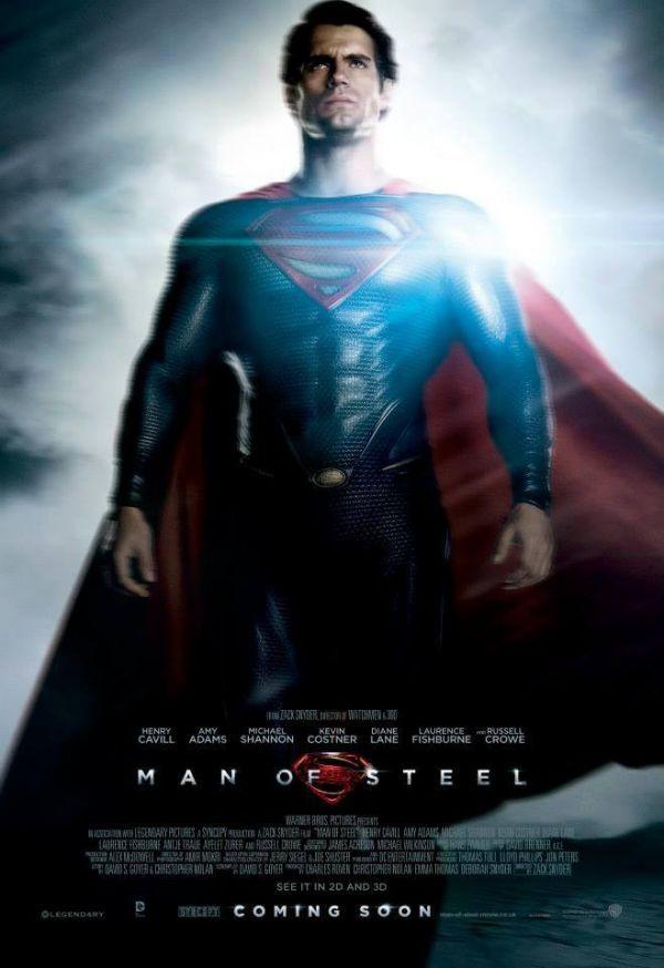 man of steel un superman pentru era noastra www
