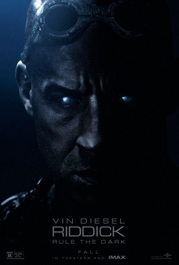 Riddick: ridicol de prost