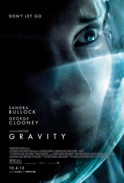 Premierele saptamanii: Gravity, filmul SF cu sanse reale la Oscar, se vede si in Romania