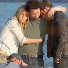 Mark Wahlberg, plin de sange pe platourile de la Transformers 4: scenele de actiune in care apare noua distributie