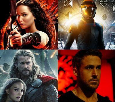 Premierele lunii noiembrie: doua evenimente cinematografice, The Hunger Games: Catching Fire si Thor 2 ajung in Romania, 15 filme de vazut la cinema