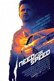 Premiere la cinematograf: Need For Speed, filmul in care adrenalina atinge cote maxime, ajunge in Romania