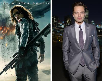 Sebastian Stan, primul actor roman din istorie care joaca un super erou Marvel: sacrificiile pe care le-a facut pentru a deveni Razboinicul Iernii in Captain America 2