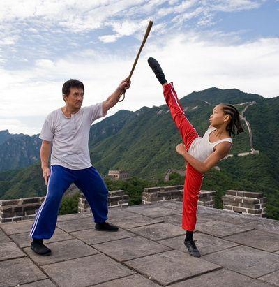 Jackie Chan si Jaden Smith vor juca din nou impreuna in Karate Kid 2. Fiul lui Will Smith s-a maturizat si este total schimbat