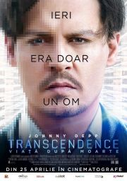 Premiere la cinema: Johnny Depp este obsedat de inteligenta artificial in Transcendence, un film SF impresionant