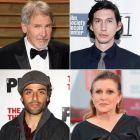Star Wars: Episode VII: au fost confirmati actorii care vor juca in filmul eveniment, ce staruri apar langa Harrison Ford, Carrie Fisher si Mark Hamill