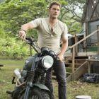 Primele imagini din Jurassic World: cum arata Chris Pratt in rolul eroului principal si cum va fi dezvoltata lumea dinozaurilor