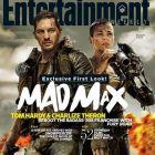 Tom Hardy si Charlize Theron infrunta Apocalipsa: cei doi actori sunt de nerecunoscut in primele imagini din Mad Max:Fury Road