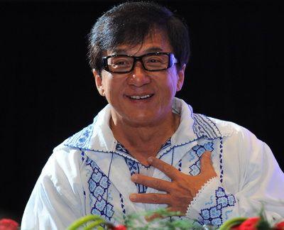 Jackie Chan a ajuns in Romania: acesta va deschide Zilele Filmului Chinezesc