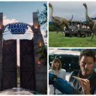 Primul trailer pentru Jurassic World: cel mai spectaculos parc creat vreodata isi deschide din nou portile. Cum arata dinozaurii amenintatori