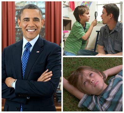 """""""Boyhood"""", filmul preferat al presedintelui Barack Obama in 2014: ce a declarat despre productia considerata favorita la Oscar"""