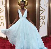 Lupita Nyong'o, desemnata vedeta cu cel mai frumos corp in 2014: ce alte vedete mai sunt in top