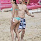 Mark Wahlberg si-a petrecut vacanta de Craciun in Barbados, alaturi de sotia sa: cei doi au atras toate privirile pe plaja. Actorul isi revine spectaculos dupa ce a slabit 27 de kg