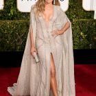 Jennifer Lopez a aratat mai mult decat trebuia intr-o rochie cu un decolteu urias la Globurile de Aur: momentul care a facut Twitter-ul sa explodeze