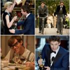 Eddie Redmayne a castigat premiul Oscar pentru cel mai bun actor in rol principal. Sacrificiile impresionante pe care le-a facut pentru interpretarea din The Theory of Everything